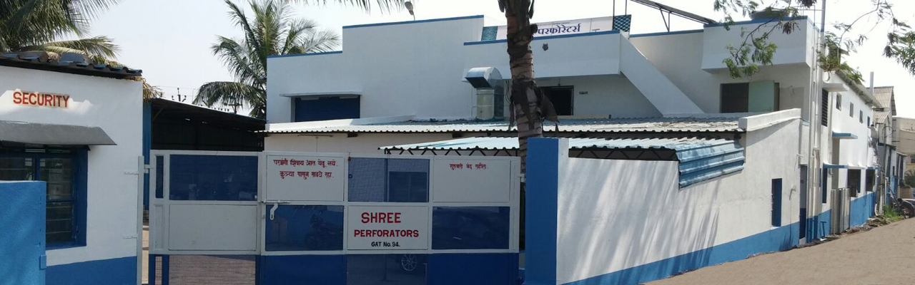 Shree Perforated Factory